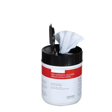 Hot Sale of 75% Wipes Office and Home 100 Wipes/Caniste Cleaning Wipes