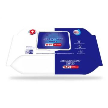 Iodine Disposable Individually Wrapped Pads Tattoo Wound Care Iodine Disinfectant Cotton Wipes
