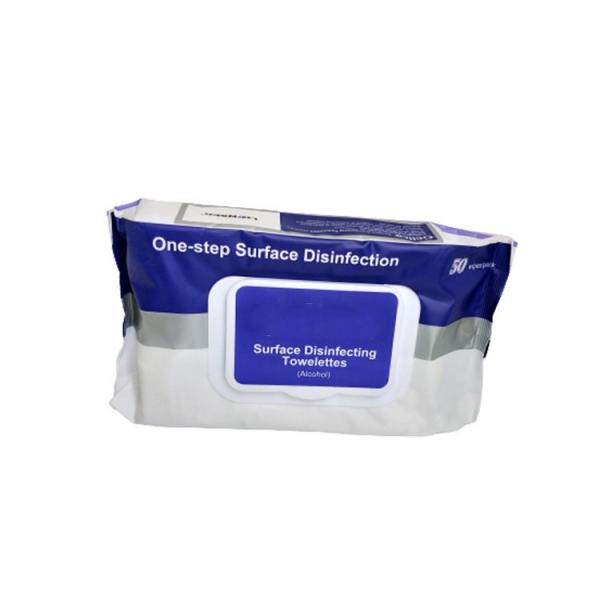 Wholesale Hand Sanitizer Wipes Disinfecting Wipes #1 image