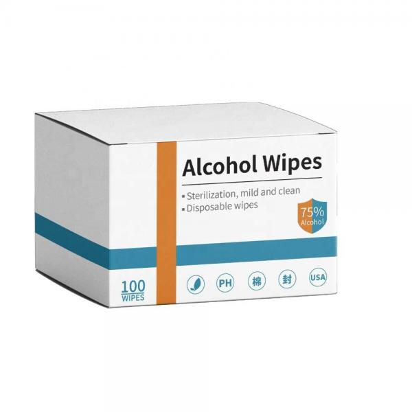 best sellers spunlace nonwoven fabric wet wipes hand wipes for health clinics #3 image